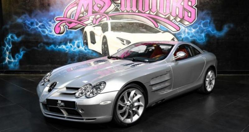 Mercedes SLR MCLAREN 5.4 V8 626 Gris occasion à CANNES