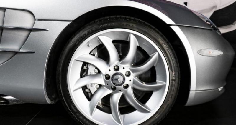 Mercedes SLR MCLAREN 5.4 V8 626 Gris occasion à CANNES - photo n°6