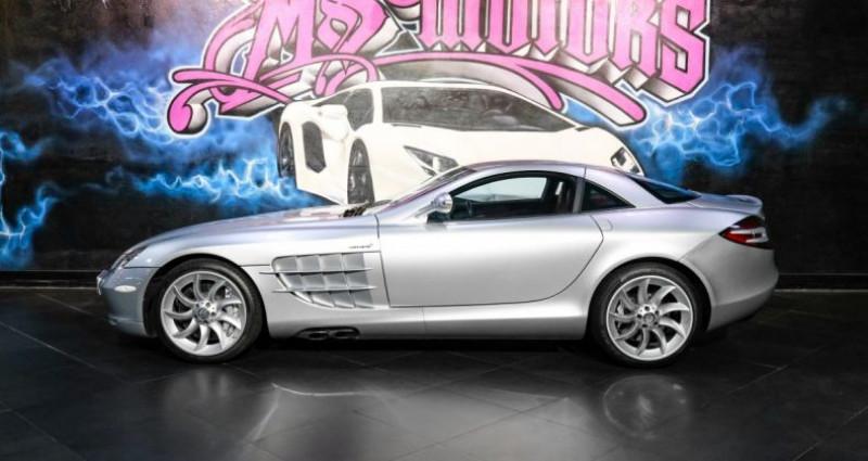 Mercedes SLR MCLAREN 5.4 V8 626 Gris occasion à CANNES - photo n°3