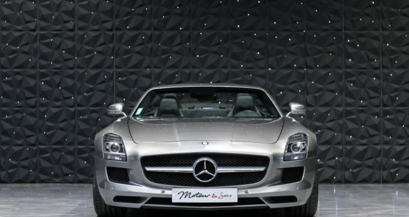Mercedes SLS AMG ROADSTER Gris occasion à CHAVILLE - photo n°3