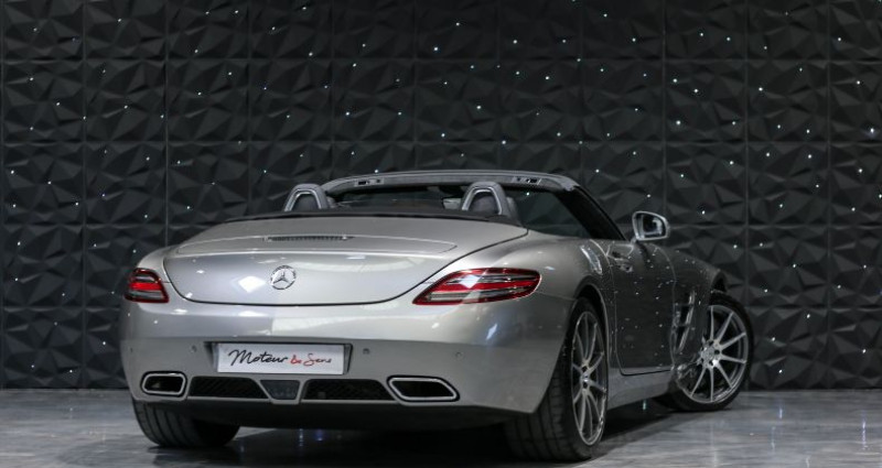 Mercedes SLS AMG ROADSTER Gris occasion à CHAVILLE - photo n°2