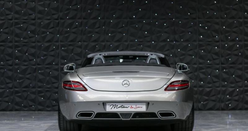 Mercedes SLS AMG ROADSTER Gris occasion à CHAVILLE - photo n°4