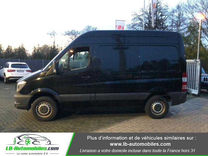 Mercedes Sprinter 213 CDI 4x2 Noir occasion à Beaupuy - photo n°8