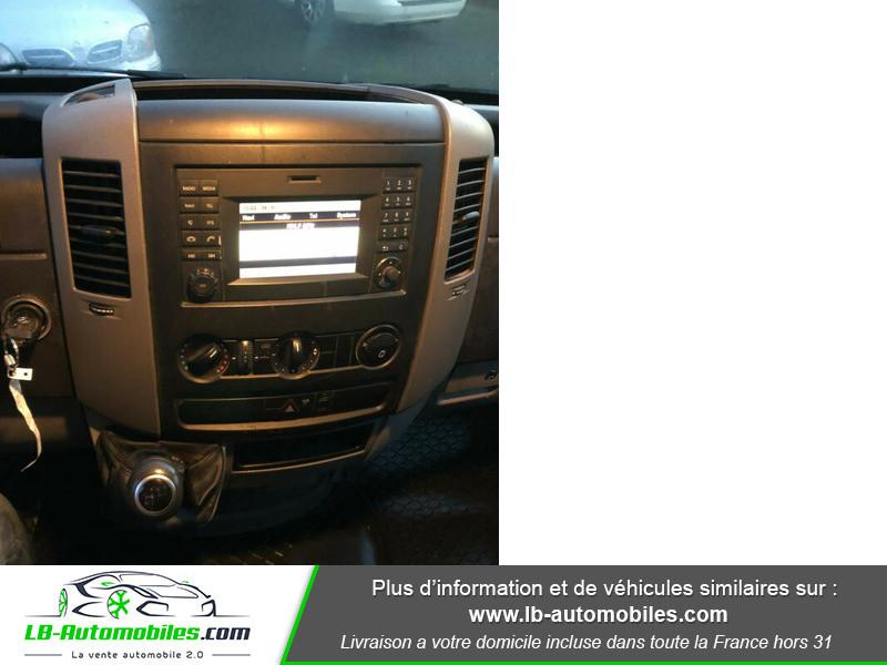 Mercedes Sprinter 213 CDI 4x2 Noir occasion à Beaupuy - photo n°6