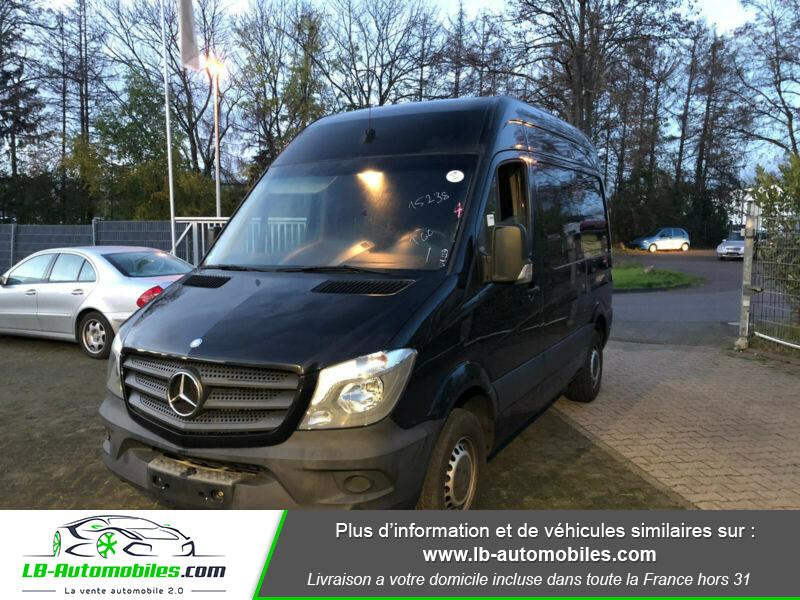 Mercedes Sprinter 213 CDI 4x2 Noir occasion à Beaupuy