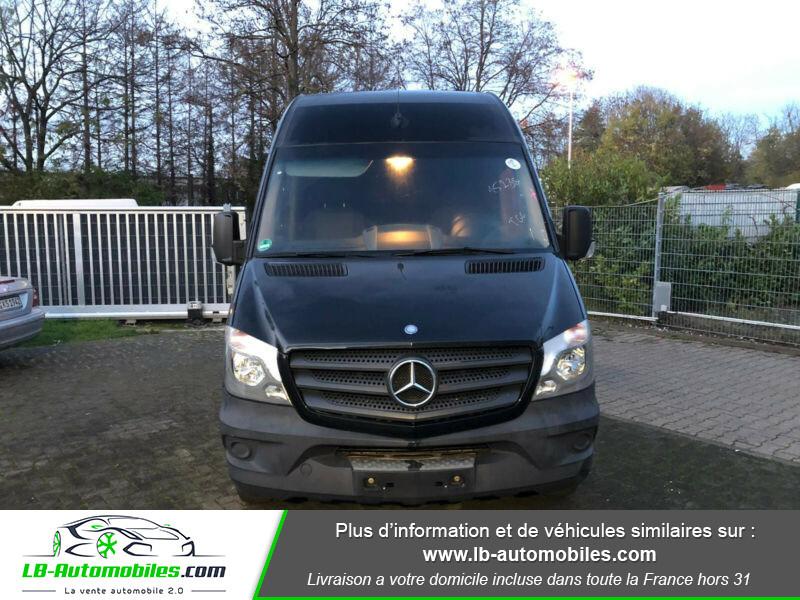 Mercedes Sprinter 213 CDI 4x2 Noir occasion à Beaupuy - photo n°7
