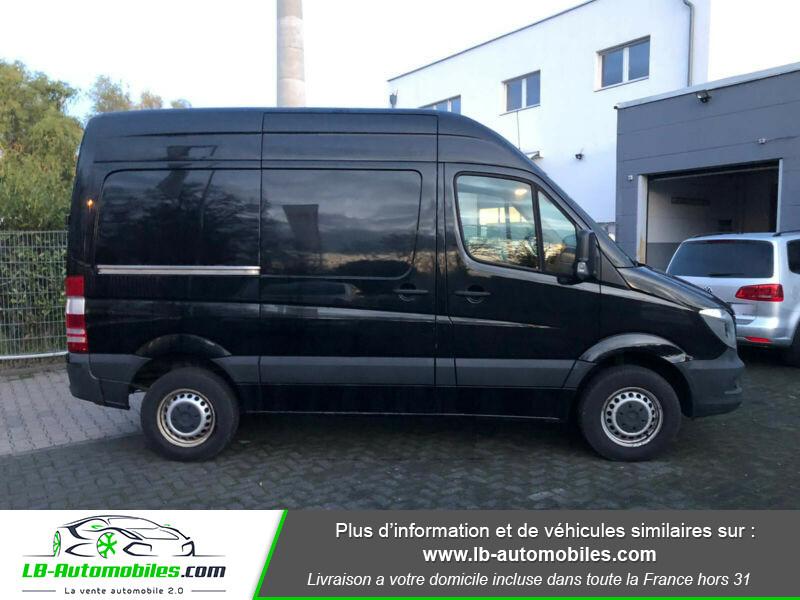Mercedes Sprinter 213 CDI 4x2 Noir occasion à Beaupuy - photo n°9