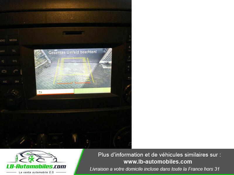 Mercedes Sprinter 213 CDI 4x2 Noir occasion à Beaupuy - photo n°5