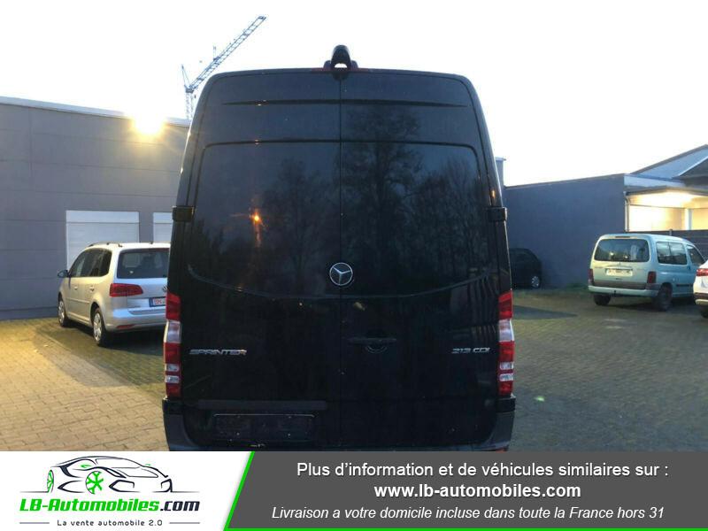 Mercedes Sprinter 213 CDI 4x2 Noir occasion à Beaupuy - photo n°10