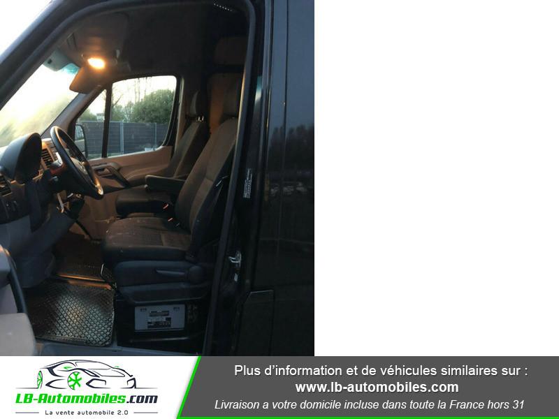 Mercedes Sprinter 213 CDI 4x2 Noir occasion à Beaupuy - photo n°3