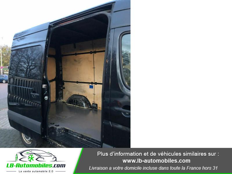 Mercedes Sprinter 213 CDI 4x2 Noir occasion à Beaupuy - photo n°4