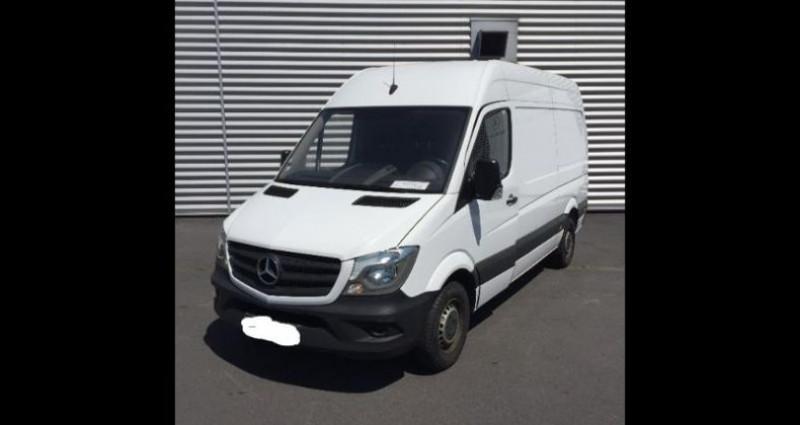 Mercedes Sprinter 216 CDI 37S Blanc occasion à Saint-germain-laprade