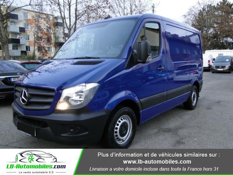 Mercedes Sprinter 313 CDI 4x2 Bleu occasion à Beaupuy
