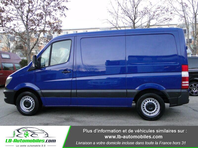 Mercedes Sprinter 313 CDI 4x2 Bleu occasion à Beaupuy - photo n°10
