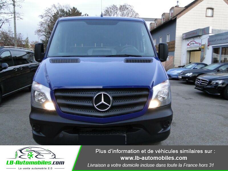 Mercedes Sprinter 313 CDI 4x2 Bleu occasion à Beaupuy - photo n°9