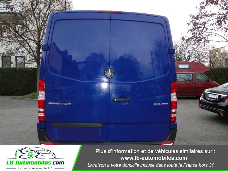 Mercedes Sprinter 313 CDI 4x2 Bleu occasion à Beaupuy - photo n°11