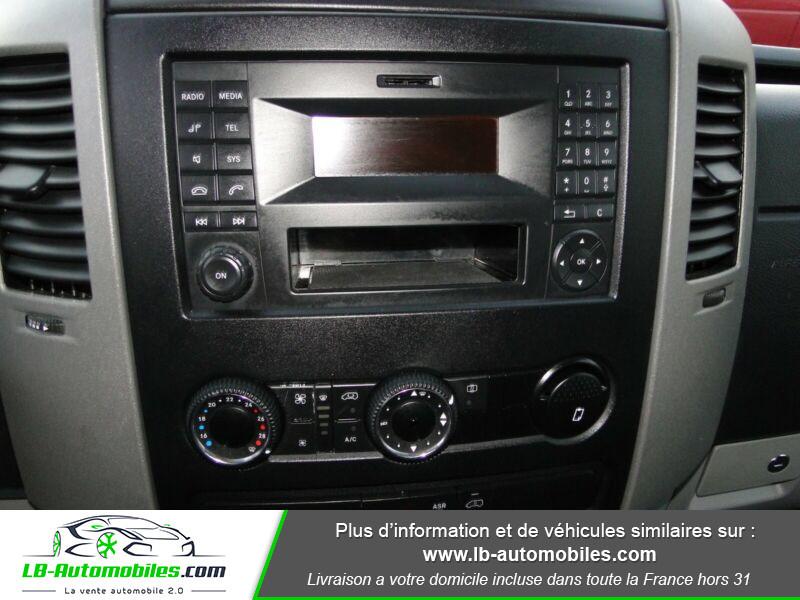 Mercedes Sprinter 313 CDI 4x2 Bleu occasion à Beaupuy - photo n°5