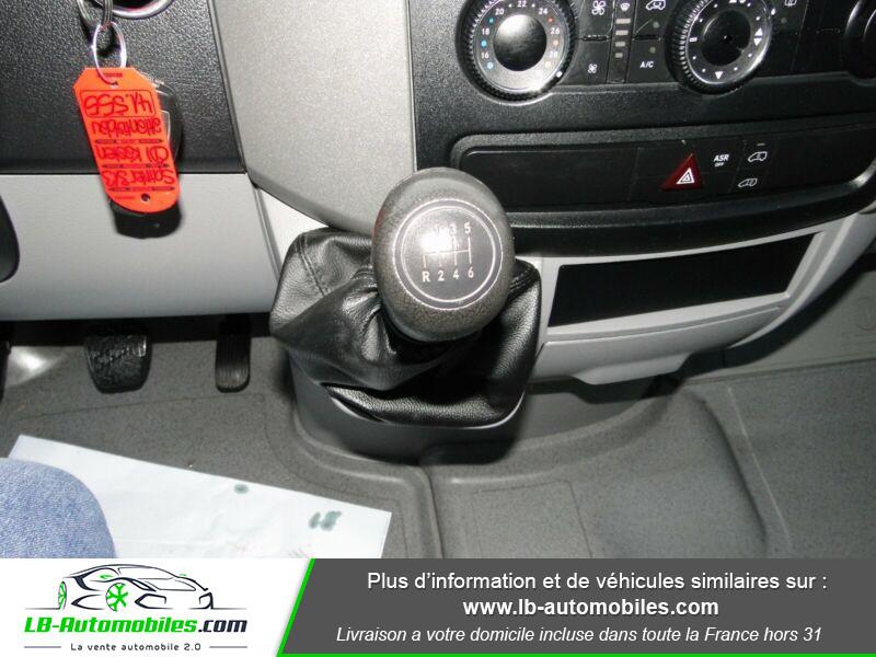 Mercedes Sprinter 313 CDI 4x2 Bleu occasion à Beaupuy - photo n°6