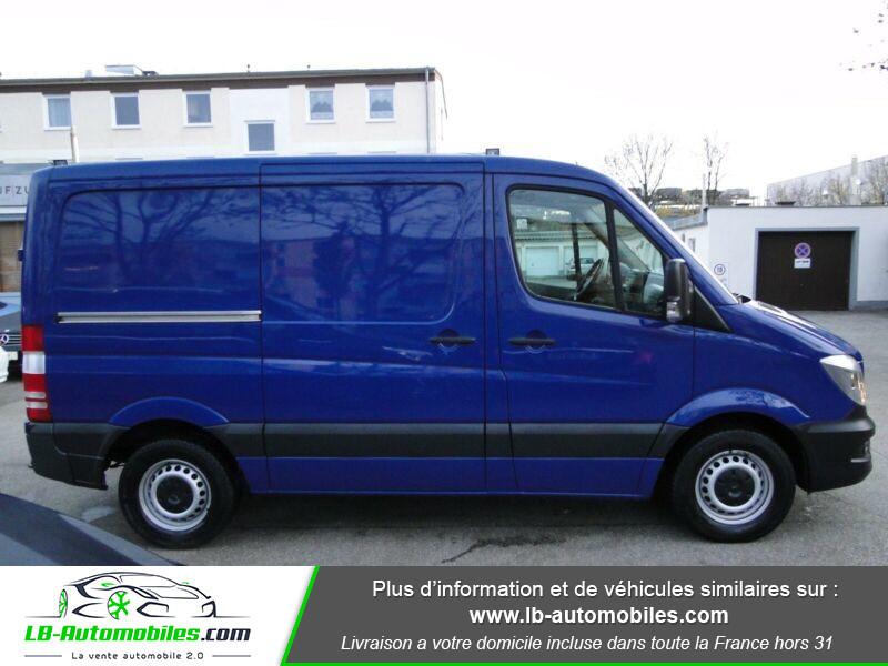 Mercedes Sprinter 313 CDI 4x2 Bleu occasion à Beaupuy - photo n°13
