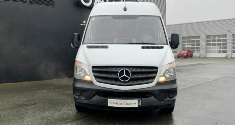 Mercedes Sprinter 314 CDI 43S 3T5 E6 Blanc occasion à Angers Villeveque - photo n°6
