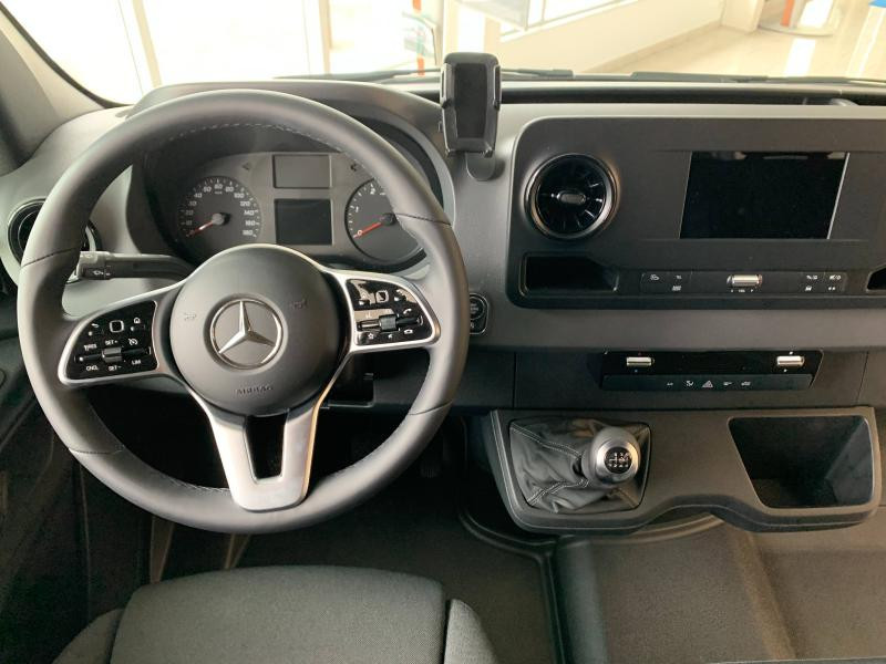 Mercedes Sprinter 316 CDI 37 Double Cabine 3T5 Propulsion Blanc occasion à Gières - photo n°3