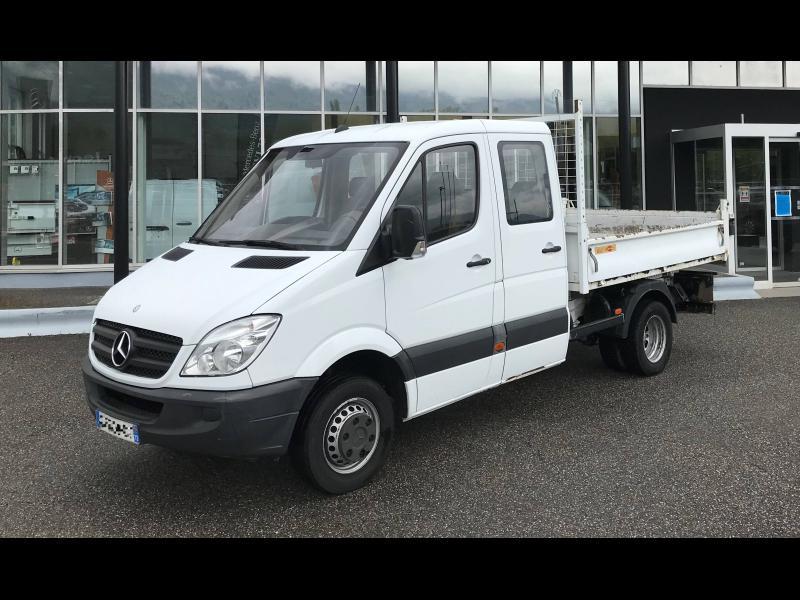 Mercedes Sprinter 513 CDI 37 3T5 Blanc occasion à Gières