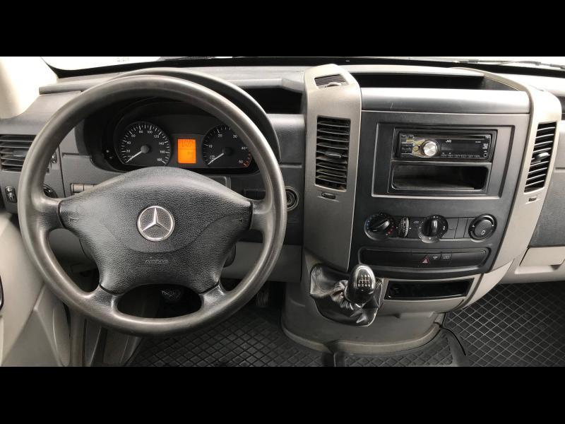 Mercedes Sprinter 513 CDI 37 3T5 Blanc occasion à Gières - photo n°3