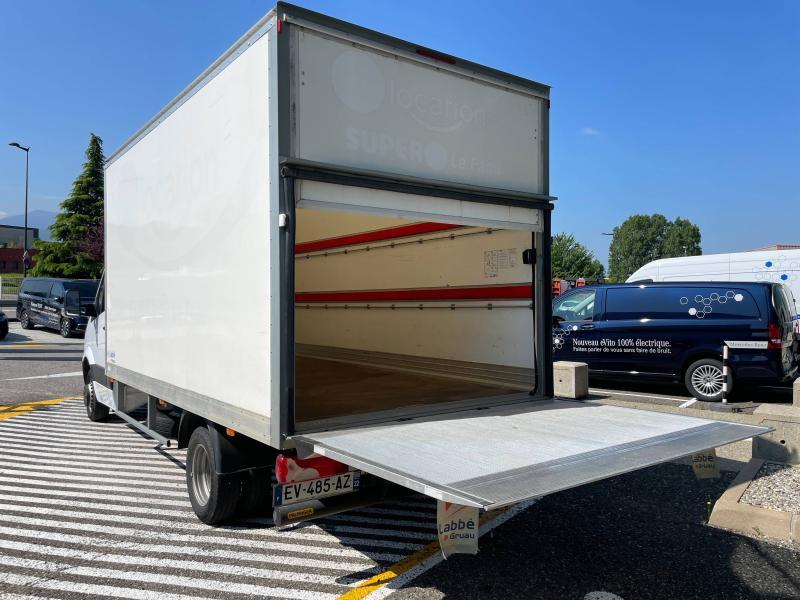 Mercedes Sprinter 514 CDI 43 3T5 Caisse + Hayon Blanc occasion à Gières - photo n°6