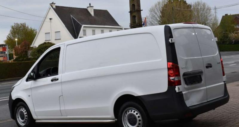 Mercedes Vito 111 Blanc occasion à Ingelmunster - photo n°4