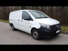 Mercedes Vito 114 CDI Long Pro Blanc à Gières 38