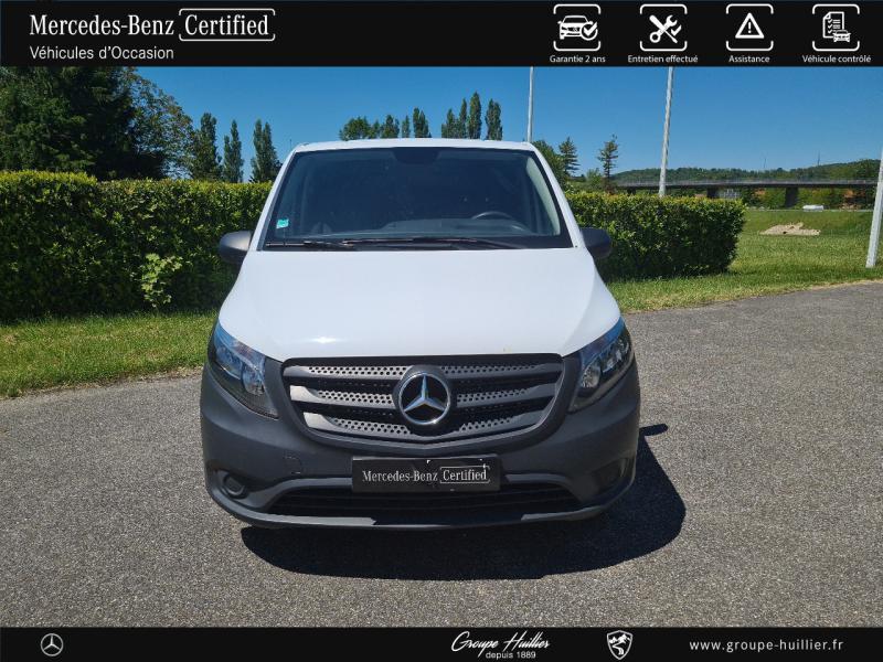 Mercedes Vito 114 CDI Mixto Long E6 Propulsion Blanc occasion à Gières - photo n°2