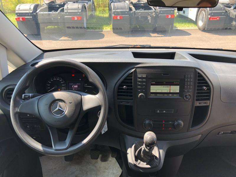 Mercedes Vito 114 CDI Mixto Long Pro E6 Propulsion Blanc occasion à Gières - photo n°6