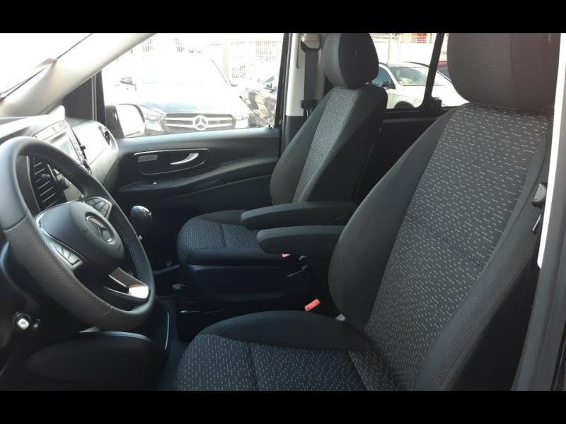 Mercedes Vito 114 CDI Mixto Long Pro E6 Traction Noir occasion à Gières - photo n°6