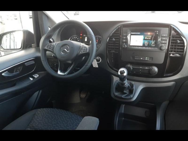 Mercedes Vito 114 CDI Mixto Long Pro E6 Traction Noir occasion à Gières - photo n°2