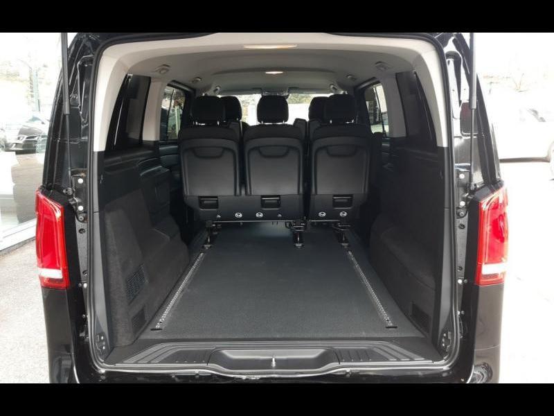 Mercedes Vito 114 CDI Mixto Long Pro E6 Traction Noir occasion à Gières - photo n°9
