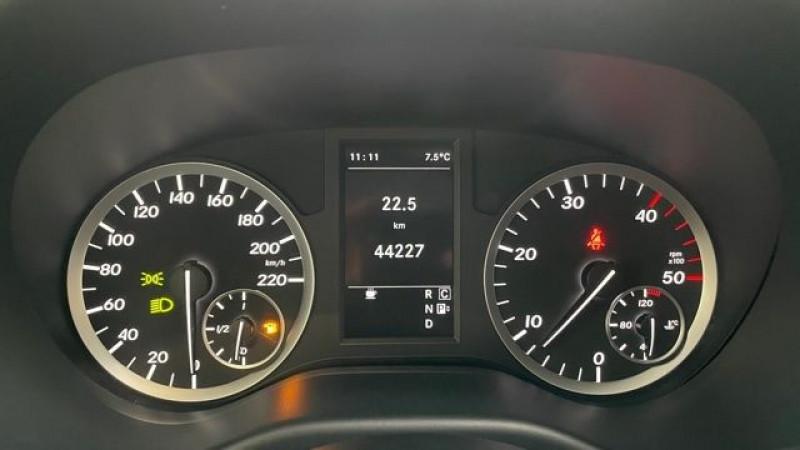 Mercedes Vito 114 CDI TOURER LONG PRO 9G-TRONIC Bleu occasion à Mées - photo n°2