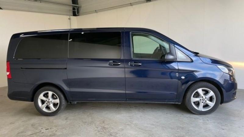 Mercedes Vito 114 CDI TOURER LONG PRO 9G-TRONIC Bleu occasion à Mées - photo n°8