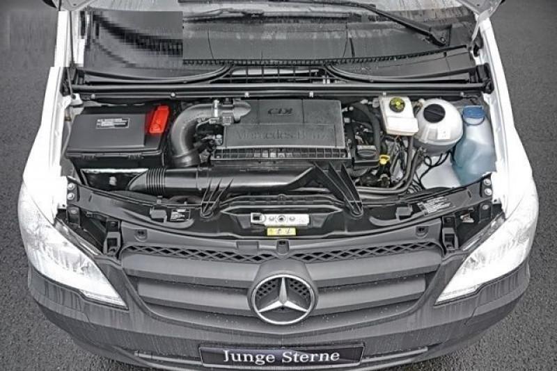 Mercedes Vito 116 CDI MIXTO LONG SELECT Blanc occasion à Quimper - photo n°3