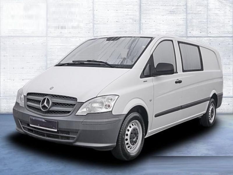 Mercedes Vito 116 CDI MIXTO LONG SELECT Blanc occasion à Quimper