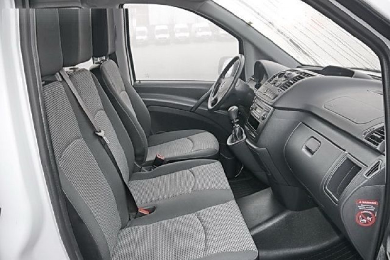 Mercedes Vito 116 CDI MIXTO LONG SELECT Blanc occasion à Quimper - photo n°7