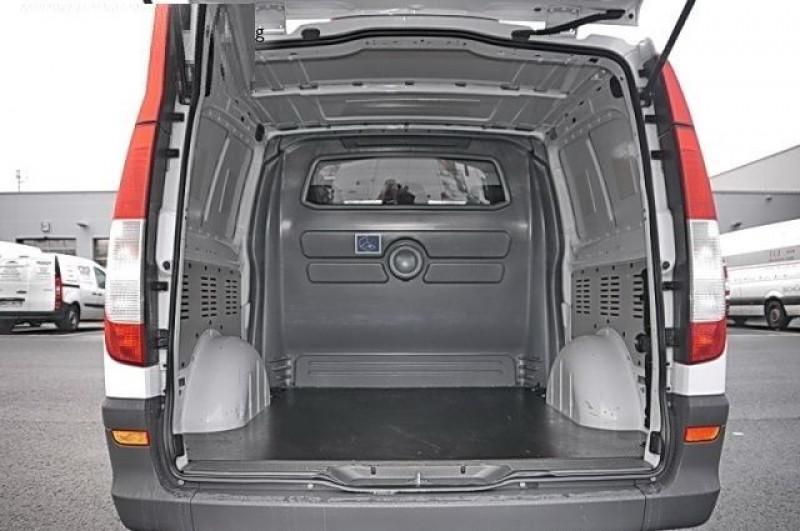 Mercedes Vito 116 CDI MIXTO LONG SELECT Blanc occasion à Quimper - photo n°6