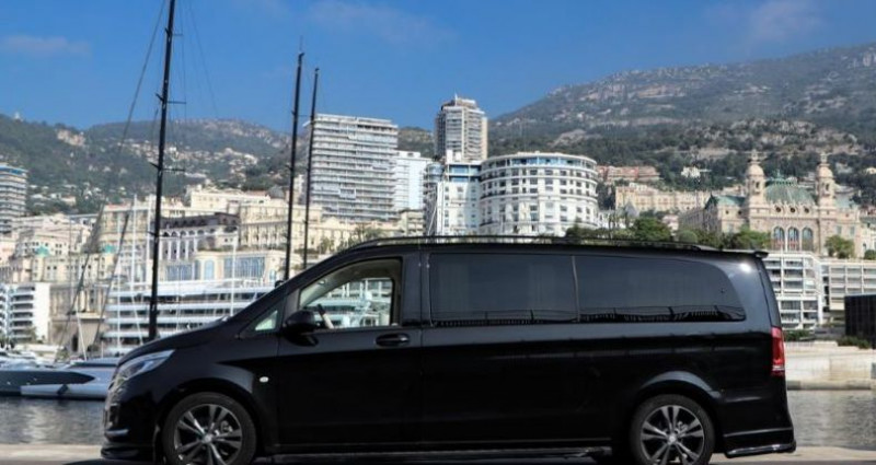 Mercedes Vito 119 CDI Extra-Long VIP Executive Noir occasion à MONACO - photo n°7