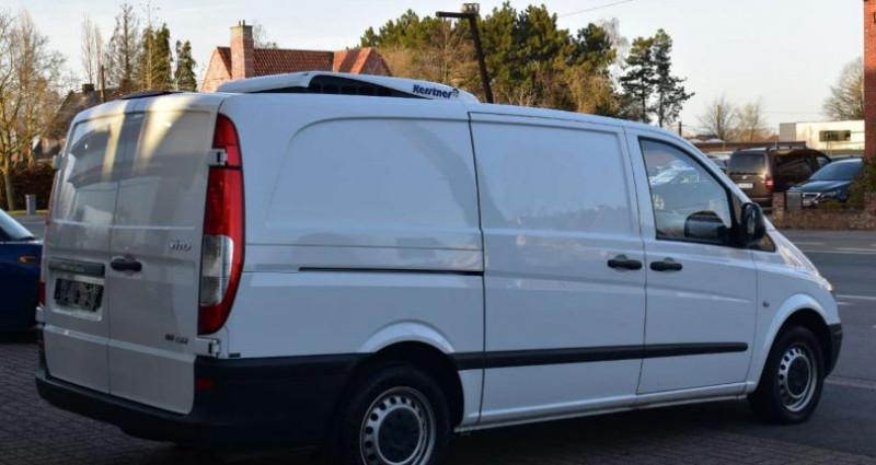 Mercedes Vito Koelinstallatie Blanc occasion à Ingelmunster - photo n°4