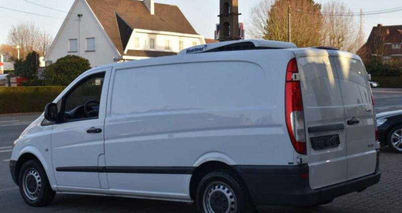 Mercedes Vito Koelinstallatie Blanc occasion à Ingelmunster - photo n°3