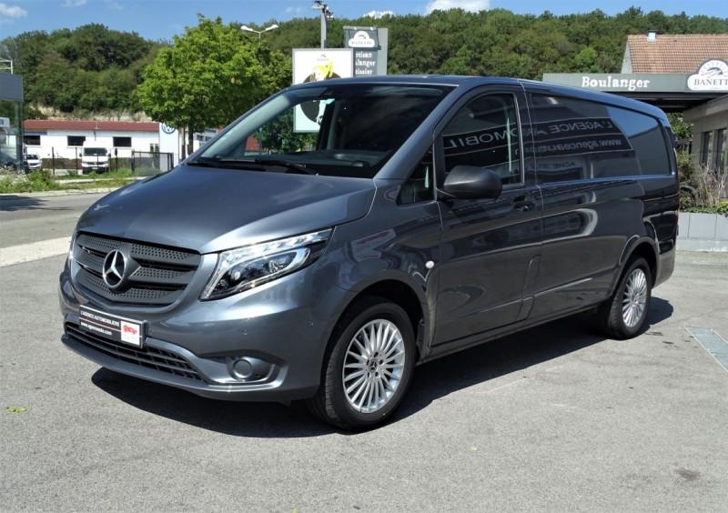 Mercedes Vito Mercedes Vito 114 CDI 136 FOURGON LONG S Gris occasion à Pau