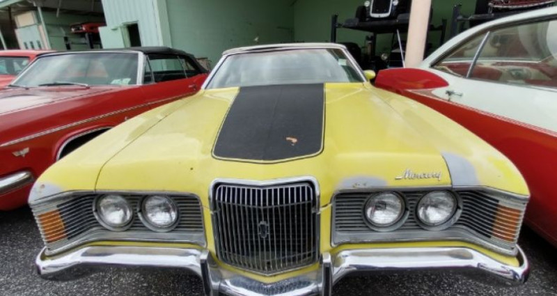 Mercury Cougar V8  occasion à Thiais - photo n°2