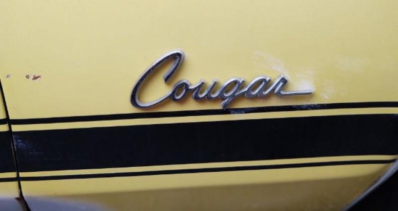 Mercury Cougar V8  occasion à Thiais - photo n°6