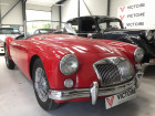 Mg MGA 1600 Rouge à Châteauneuf-le-Rouge 13