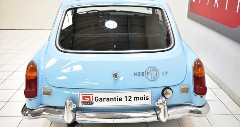 Mg MGB B Overdrive  occasion à La Boisse - photo n°5