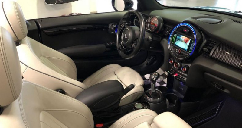 Mini Cabrio COOPER S 192CH EXQUISITE BVA Vert occasion à Montgeron - photo n°4